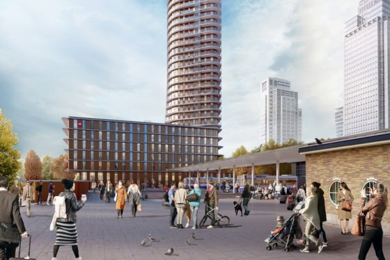 Meininger opent hotel in Amstel Tower