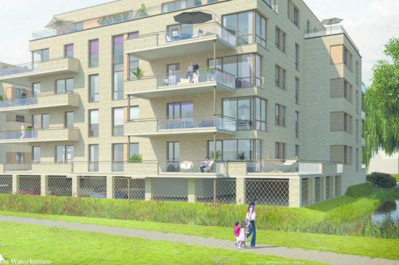 Vorm begint met bouw 40 appartementen in Lisse
