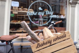 Derde vestiging Bake My Day in Amsterdam