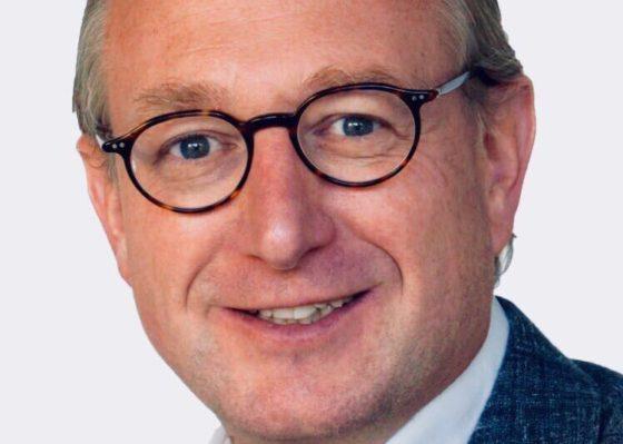 Barend Jan Schrieken directeur bij NV Bergkwartier
