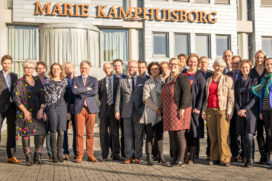 Internationale erkenning voor Hanzehogeschool