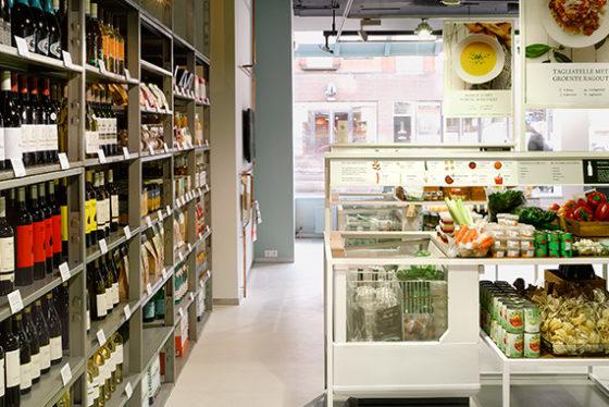 Bilder & de Clercq weg uit winkelstraat