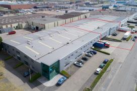 Vrachttaxi Vlotweg huurt bedrijfsruimte in Nijmegen