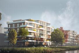 Haarlem en Bemog tekenen voor Poort van Boerhaave