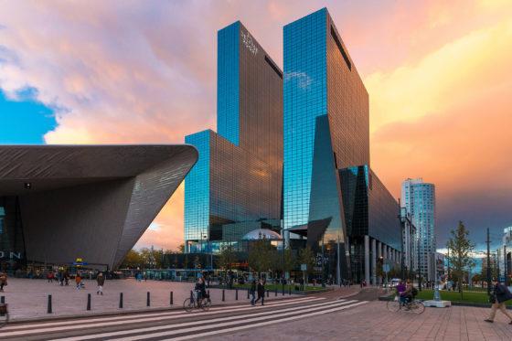Cofco huurt 1.550 m2 in Delftse Poort in Rotterdam