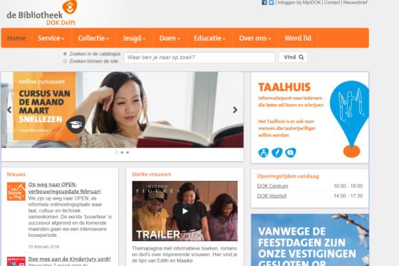Bibliotheek Delft huurt 5.000 m2