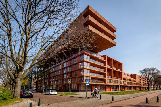 Haag Wonen verkoopt complex aan Heitman
