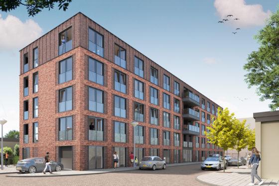 Esprit verkoopt appartementencomplex Brix in Amsterdam