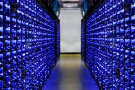 Nog half miljard naar datacomplex Google