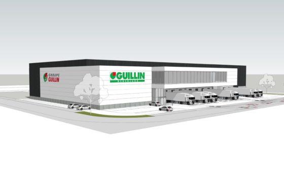 Smink Vastgoed ontwikkelt logistiek in Spakenburg
