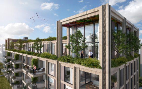 Vorm wint tender voor woongebouw in Utrecht