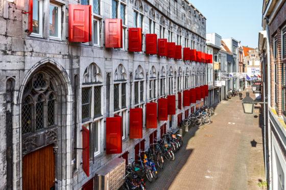 Historisch wooncomplex Zoudenbalch Utrecht verkocht
