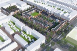 Seniorencomplex Maassluis maakt plaats voor woonwijkje