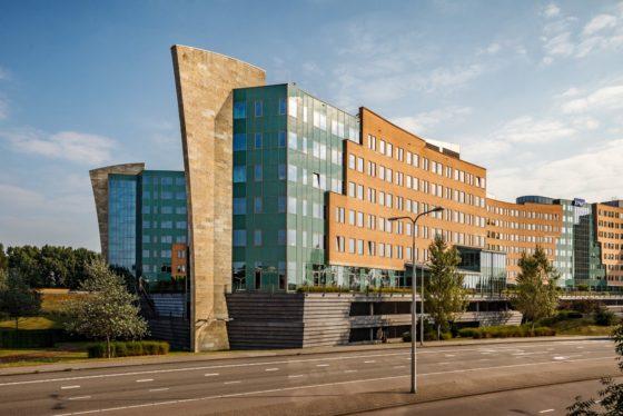 Aspen breidt belang in KPMG-complex uit
