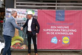 Lidl opent supermarkt in Bilthoven
