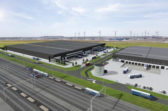 Dudok ontwikkelt 50.000 m2 logistiek in Rotterdam