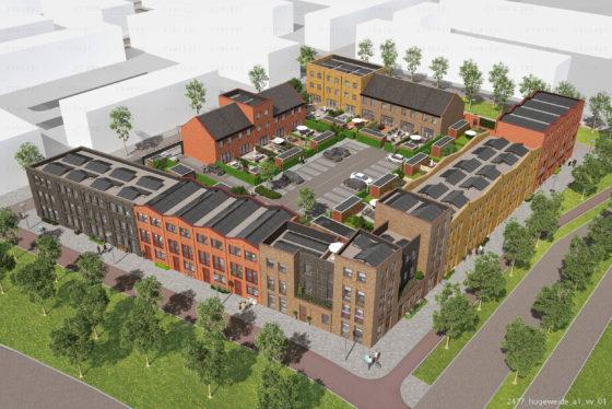 Hurks bouwt 34 energieneutrale woningen in Leidsche Rijn