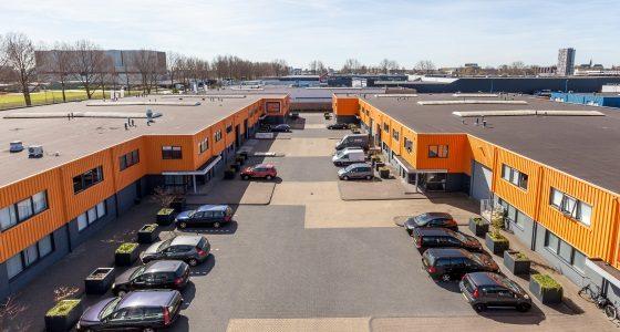 Urban Industrial verhuurt twee units in Haarlem