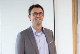 Marc Horsten naar Brink Management/Advies