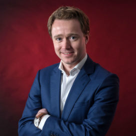 Toptalent Rienk de Jong, Senior Acquisiteur Vesteda