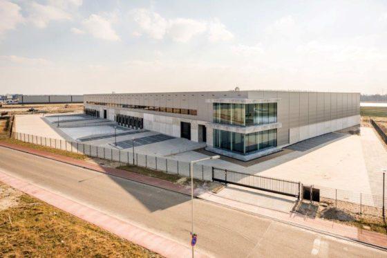 DHG verhuurt 20.615 m2 in Bergen op Zoom
