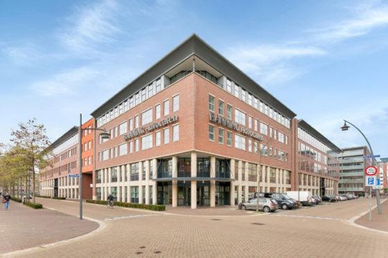 Avans huurt 3.600 m2 in Paleiskwartier
