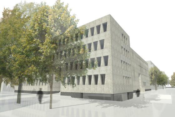 Oude Amerikaanse ambassade in Haagse handen