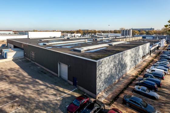 Particulier koopt bedrijfsgebouw Tilburg