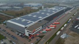 'Helft elektriciteit kan worden opgewekt op daken'
