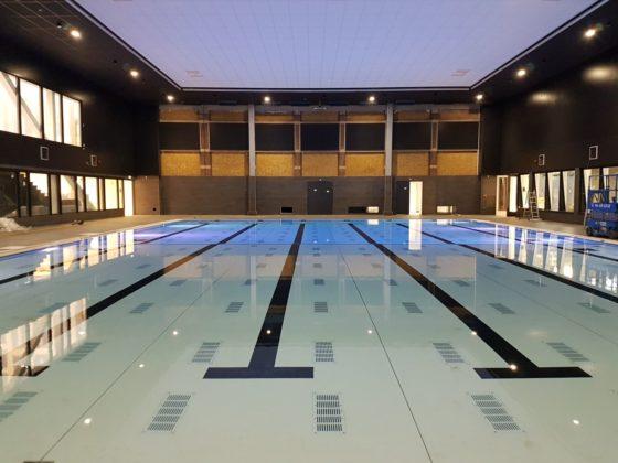 Zwembad Hart van Zuid, Rotterdam.