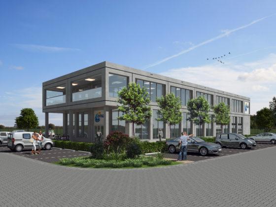 ANWB huurt op Business Park Amsterdam Osdorp fase 1