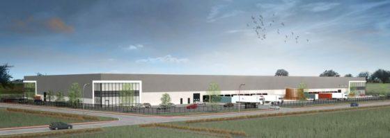 Hercuton bouwt dc 20.000 m2 in Heinenoord