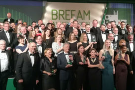 HAUT en Lizzy Butink winnaars op internationale Breeam