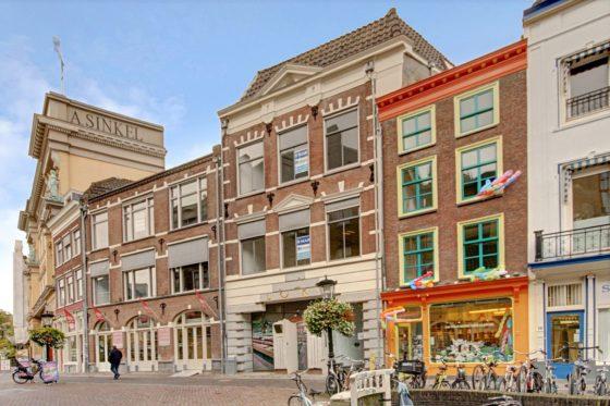 Cording koopt kantoor- en winkelpand Utrecht