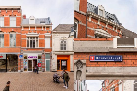 Dela koopt winkelpanden in centrum Tilburg