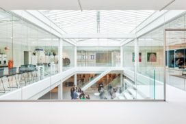 Nmbrs huurt kantoorruimte Sloterdijk