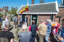 Kleinste politiebureau van Nederland feestelijk geopend