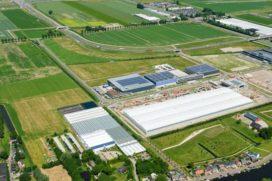 Laatste kavel Schiphol Logistics Park geleverd aan Durfort Vastgoed