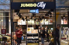 Jumbo opent citystores in Amsterdam