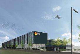 Nieuw bedrijfspand op Greenpark Aalsmeer