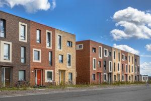 Nieuwbouw sociale huurwoningen naar dieptepunt