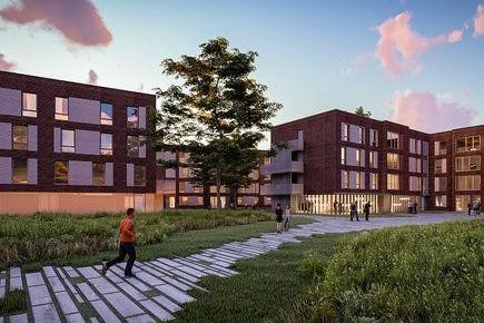 Overeenkomst nieuwbouw studentenhuisvesting Maastricht