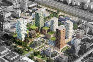 Gezonde kantoorleegstand Amsterdam door transformaties
