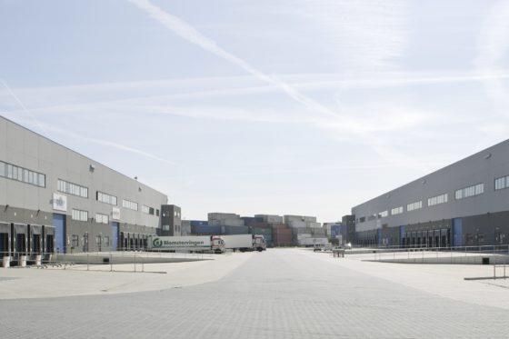 Prodelta verhuurt meer meters aan CTG op Distriport Benelux