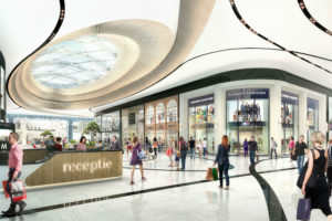 The Sting en Costes naar Mall of the Netherlands