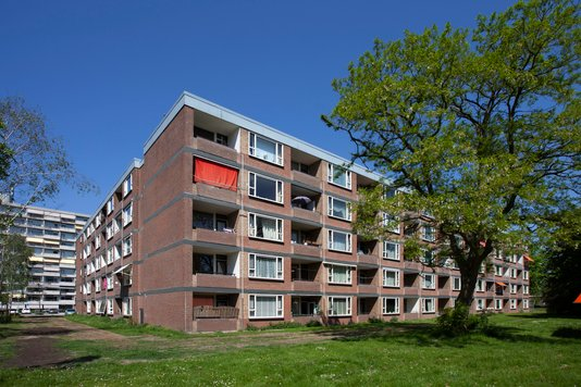 BAM Wonen verduurzaamt 125 appartementen in Amsterdam