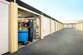 'Herontwikkel oude logistiek tot kleine units'