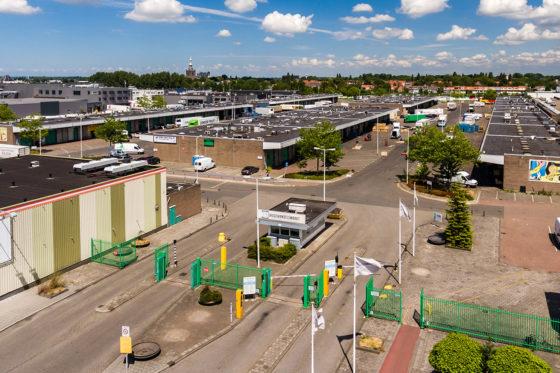 Inter-Burgo huurt 2.300 m2 in Groothandelsmarkt Rotterdam