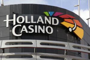 Lichte omzetgroei Holland Casino