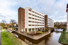 Nieuwe bestemming voor KPN-complex op Amstel III